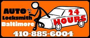 Auto Locksmith Baltimore MD 410-885-6004