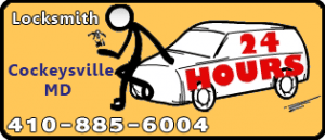Locksmith Cockeysville MD
