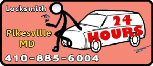 Locksmith Pikesville MD