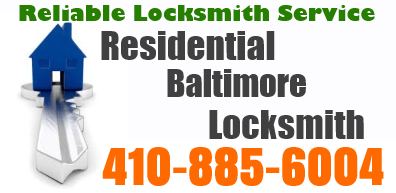 Reliable Residential Locksmith Service in Baltimore MD 410-885-6004